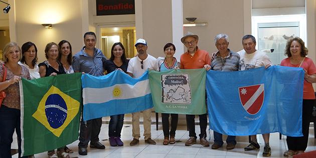 Per il terzo anno consecutivo il cammina, Molise! ha marciato in terra argentina
