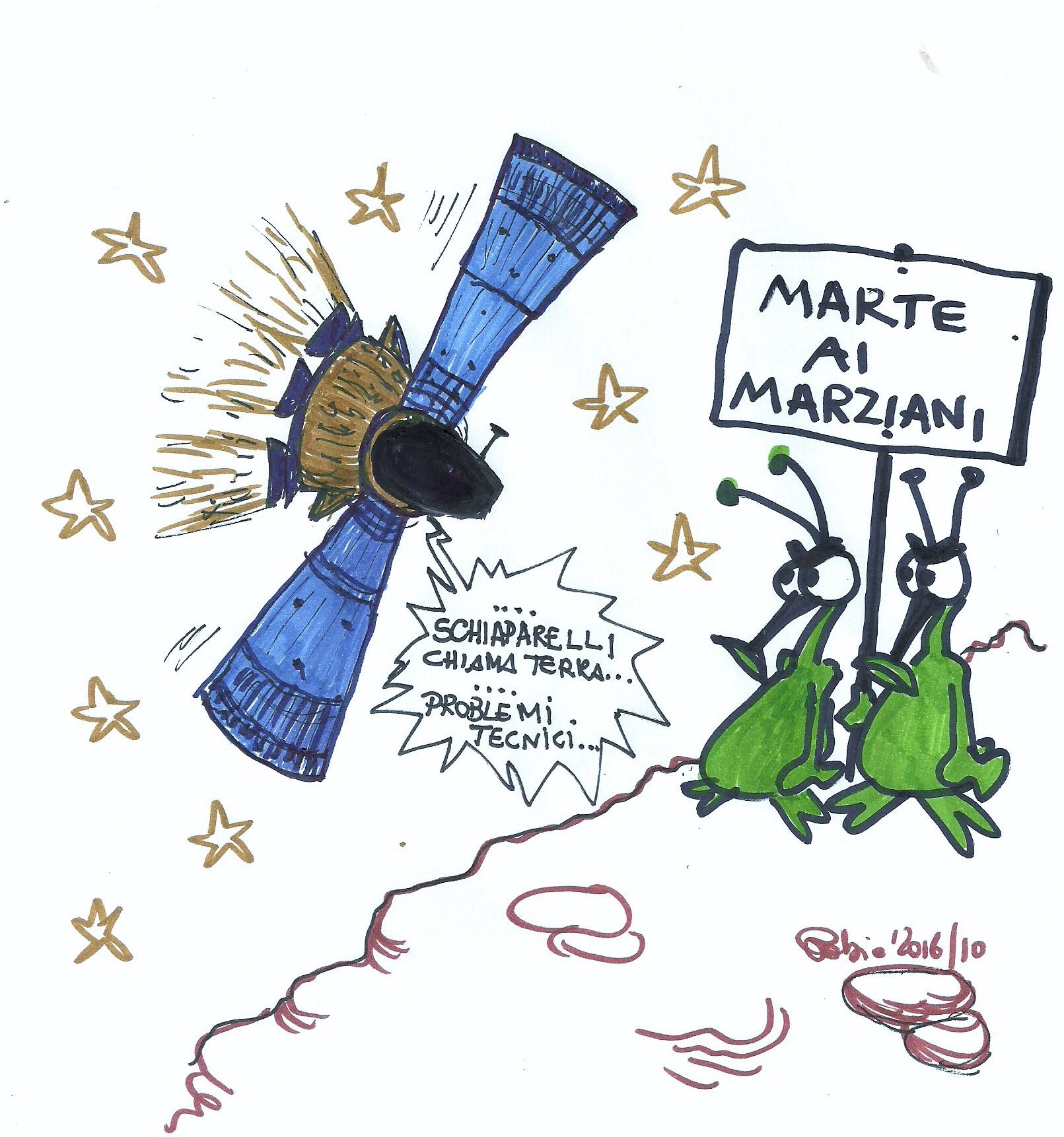 Marte ai marziani