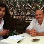 Diego Florio e Giuseppe Cederna