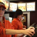 lavoratore mcdonald