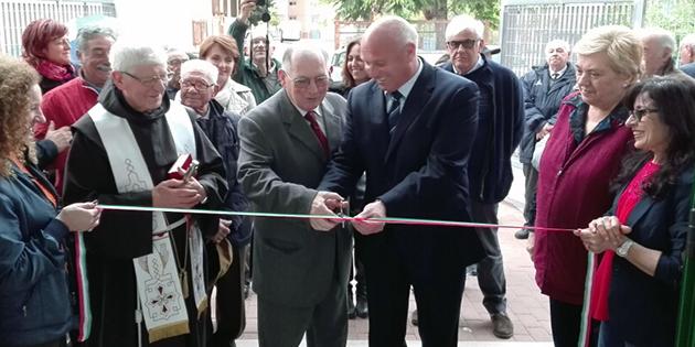 inaugurazione sindaco