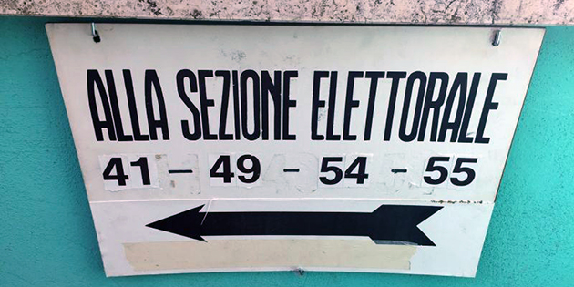 Elezioni in Molise: note a margine