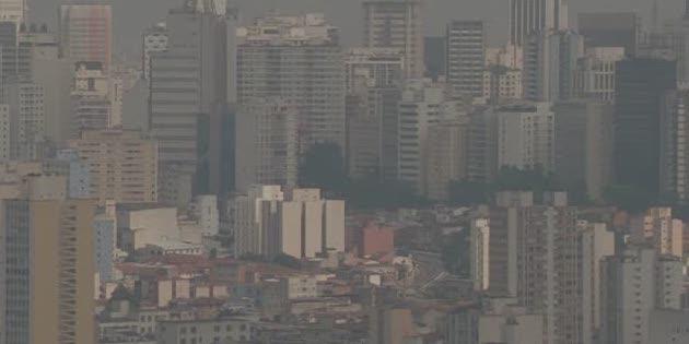 smog e grattacieli