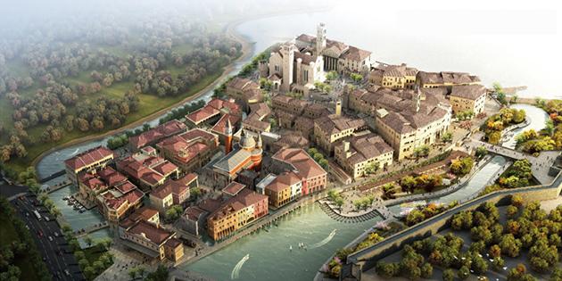 """Progetto """"HB Italian Town"""": la Cina, mai così vicina!"""