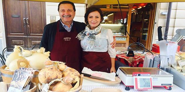 Franco e Serena Di Nucci