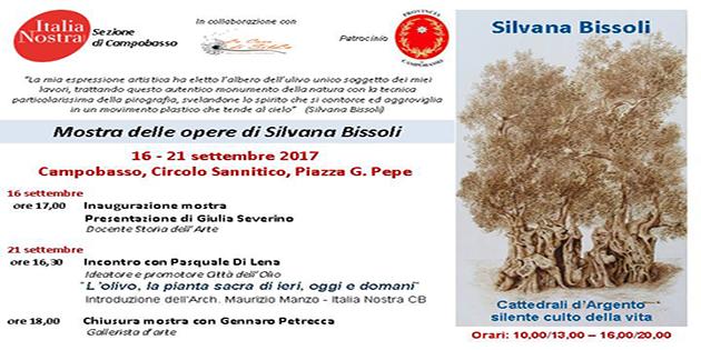 LOCANDINA- Mostra di Silvana Bissoli -1
