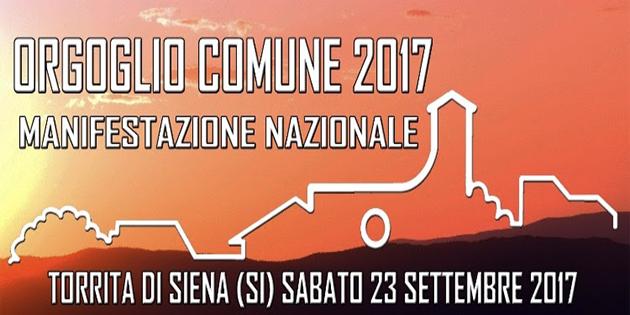 Orgoglio Comune logo evento