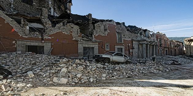 altezza edifici rischio sismico