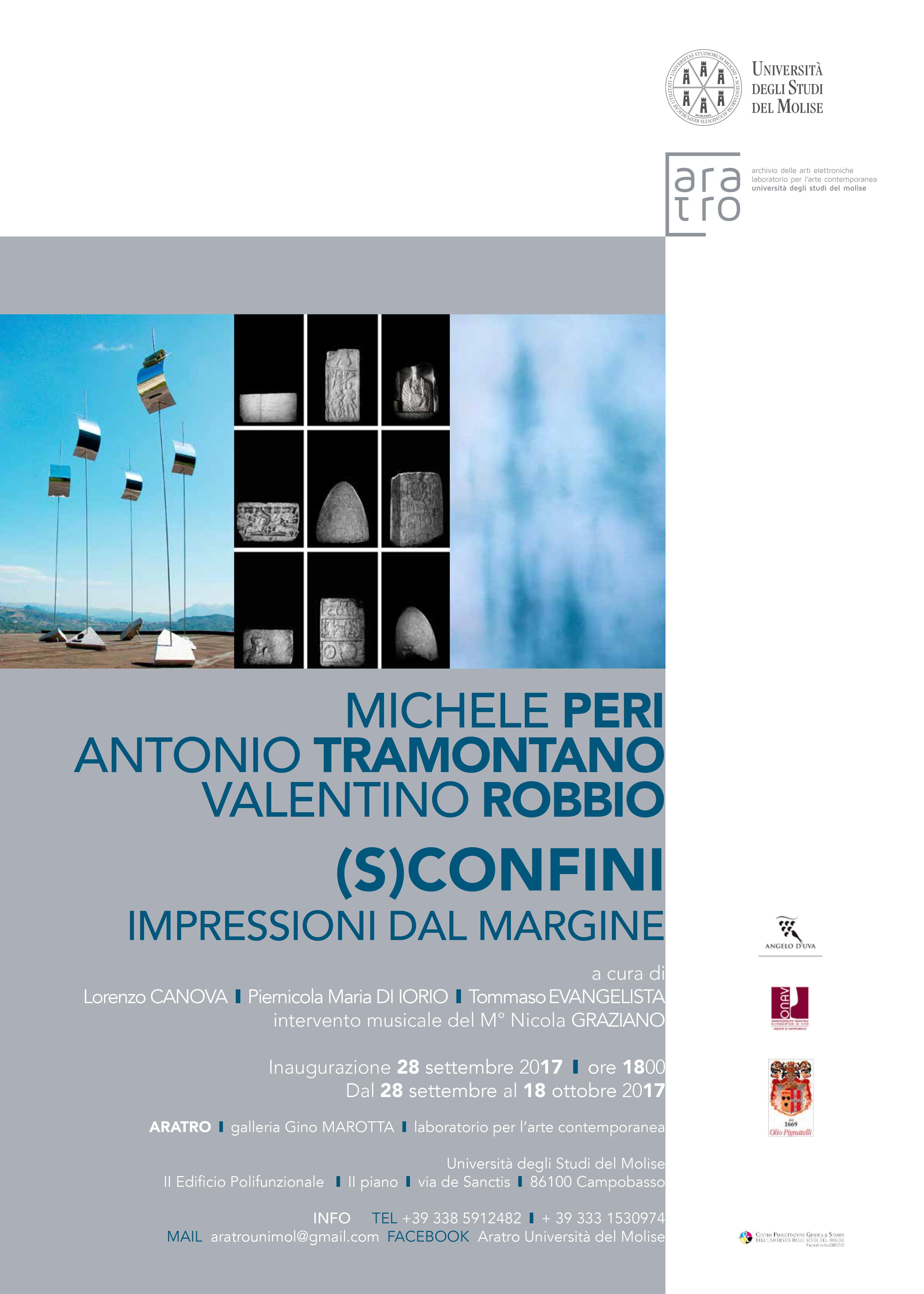 locandina (S)CONFINI