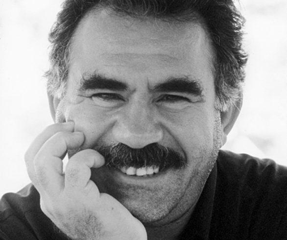 Il leader curdo Abdullah Ocalan