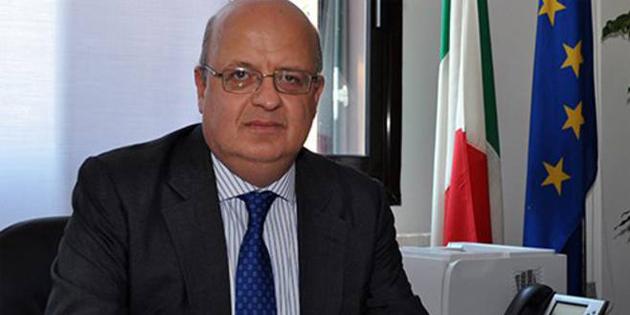 Rettore UNIMOL Gianmaria Palmieri
