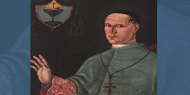 il vescovo luigi agazio_fronte