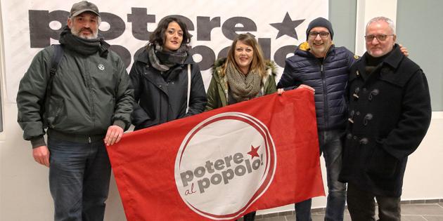 candidati potere al popolo