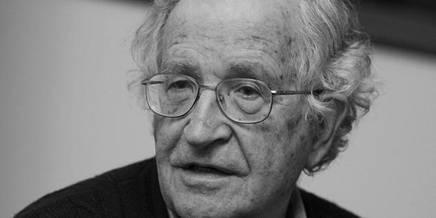 Telesur intervista Noam Chomsky