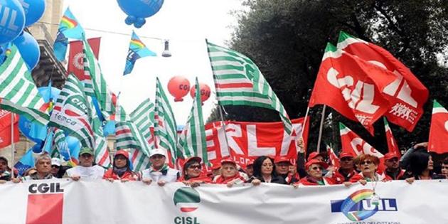 I sindacati e il Molise