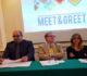 Mauro Bonello, Francesco Caterina e Giampiero Castellotti di Forche Caudine con l'onorevole Ylenia Lucaselli e l'imprenditore Marco Wong