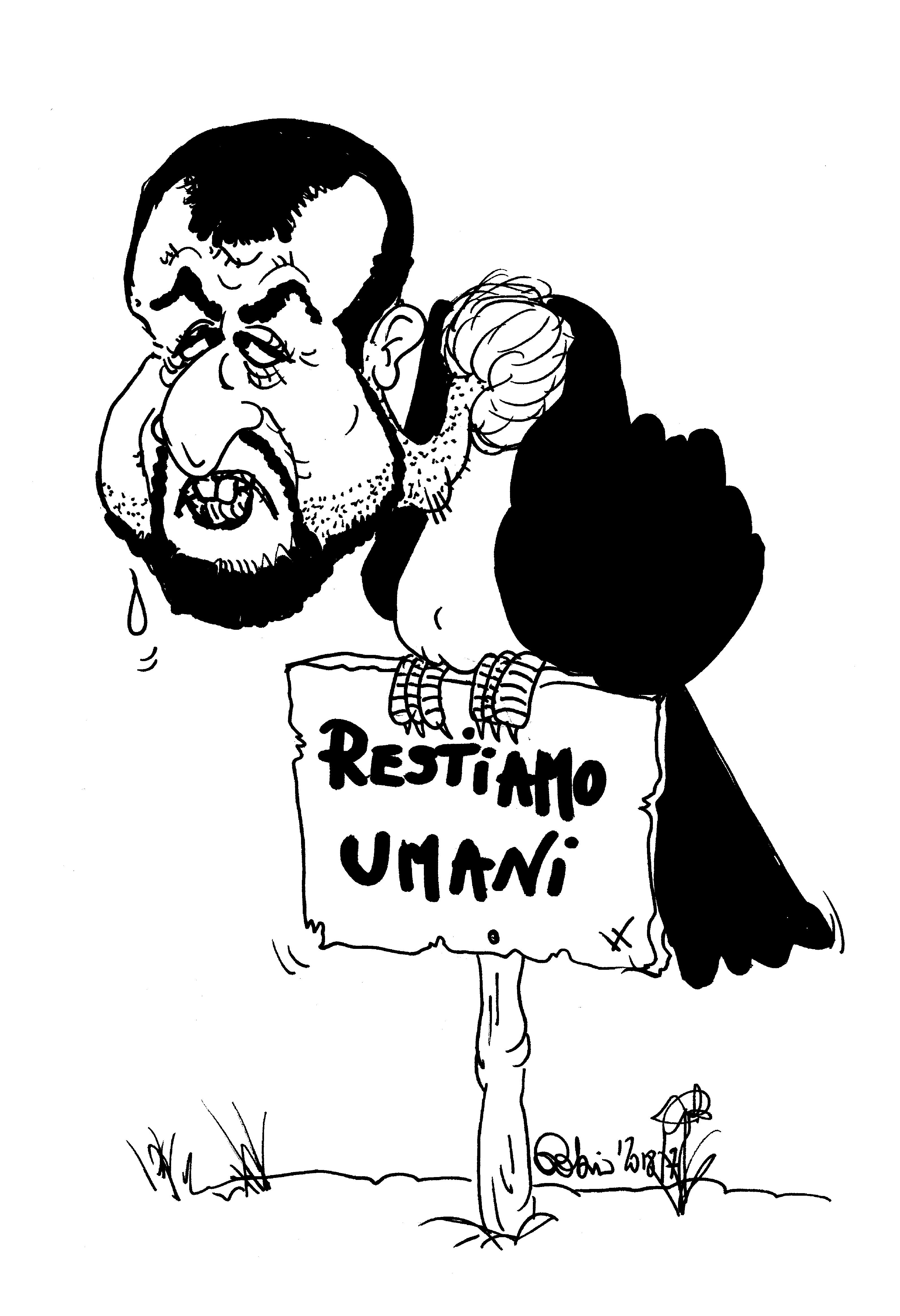 Fabio Palma dispacci luglio ago 2018 restiamo umani 001