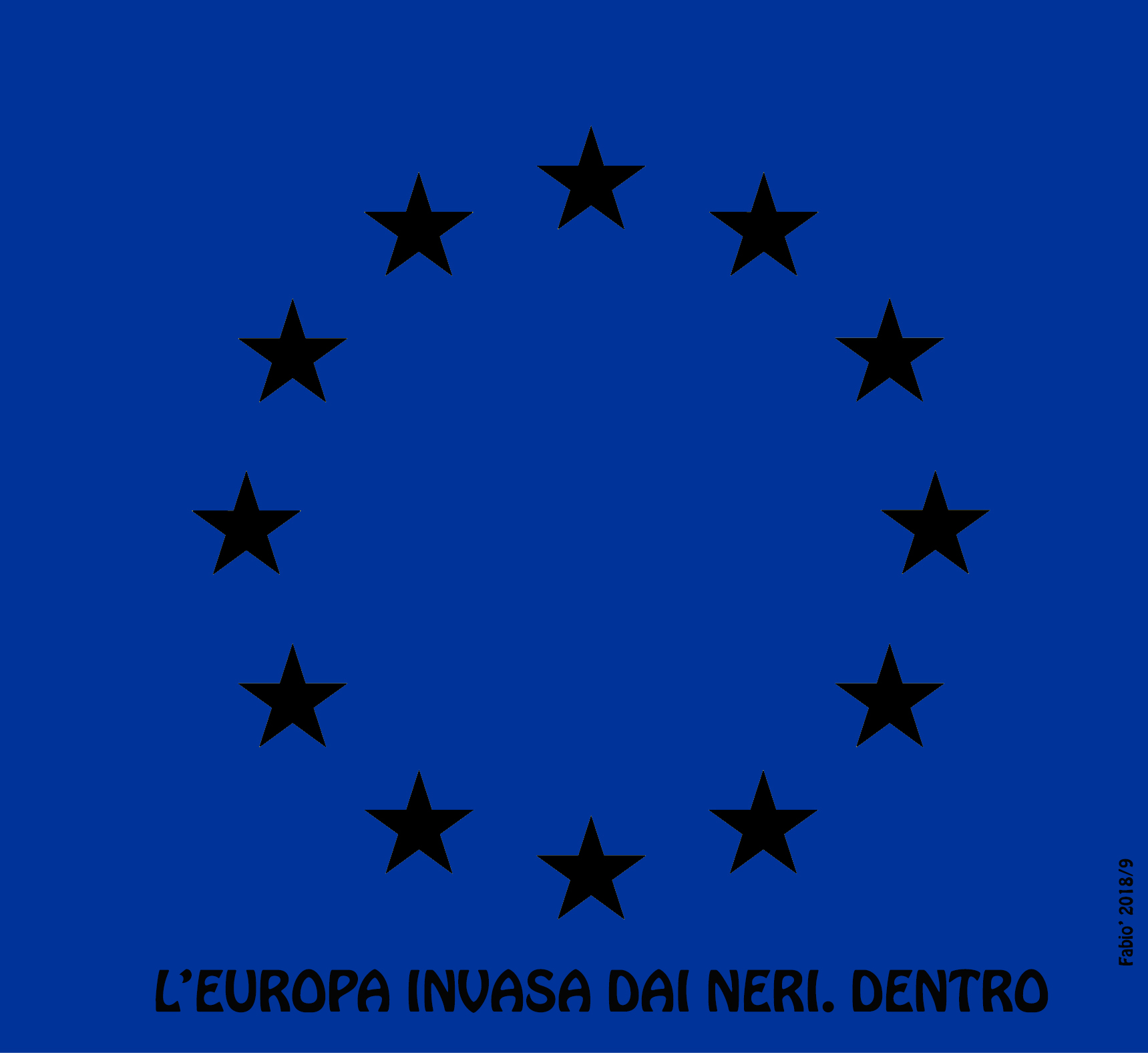 Fabio_Vignetta 09.2018 - Europa Nera