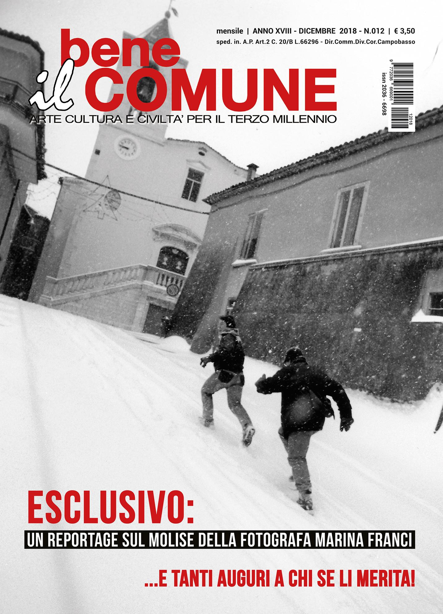 copertina-Il-Bene-Comune-Dicembre-2018