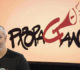 """Foto Damiano Guberti / LaPresseRoma. Studios De Paolis. Photocall della trasmissione """" Propaganda """",LA7.in foto:  Diego Bianchi"""