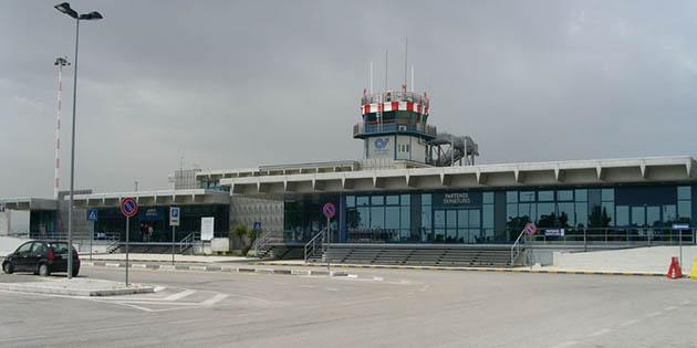 aeroporto Gino Lisa-