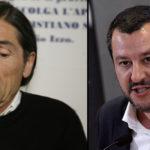 Emilio Izzo e Matteo Salvini
