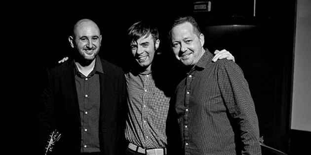 Pat Bianchi Trio a Campobasso