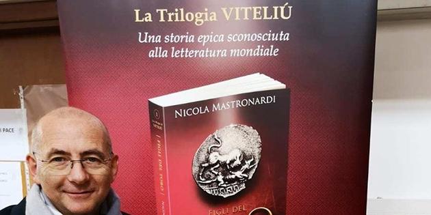 Allo scrittore Nicola Mastronardi il premio Asinio Pollione