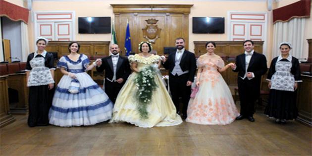 Le nozze dell'800 a Campobasso: intervista con Ernesto Di Pietro