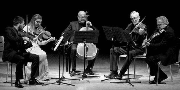 Quintetto Elise a Campobasso