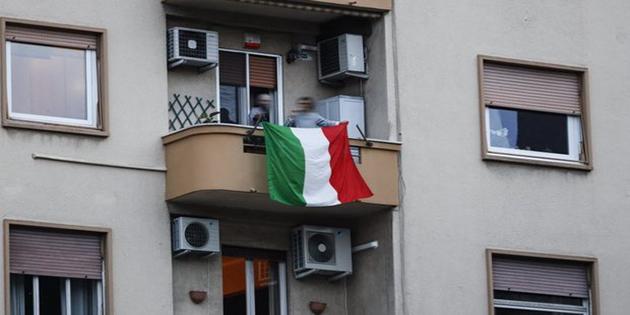 balconi in italia