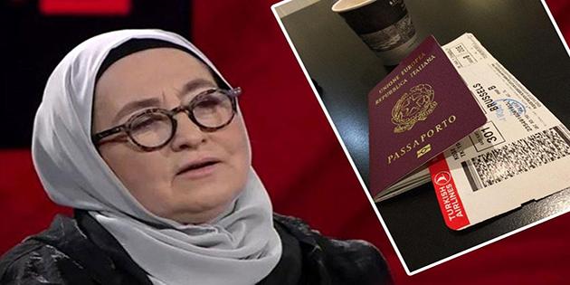 """L'integralista """"italiana"""" Sevda Noyan minaccia la democrazia in Turchia"""