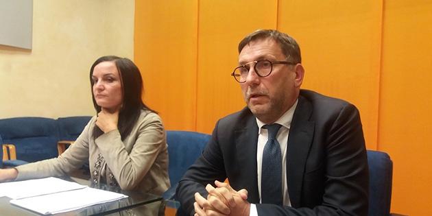 Commento dei Consiglieri regionali del Partito Democratico Micaela Fanelli e Vittorino Facciolla su presentazione mozione di sfiducia al Presidente Toma